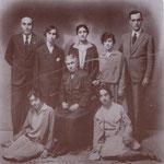 Anni '30 La famiglia Tassitani