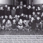 1966 IV elementare, plesso San Francesco
