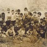 1958 Tra gli altri,Prof. Cumino,T.Pinto,fratelli Polino,F.Taverna,G.Osimano,Pizzo,Martilotti,, Salimbeni,Pisani,F.Monte,Geraci,Sicolo,Mazziotti,Magno