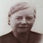 Anni '40-Elvira Zurlo in de Rosis(31-8-1873/19-6-1957-sposò Scipione De Rosis)
