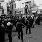 Fine anni '70 Gente all'Acquanova