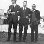 da sx dr F. Sangregorio, dr F. Persiani e avv A.Camodeca