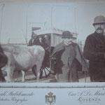 1891 - Il Re D'Italia a Corigliano Calabro