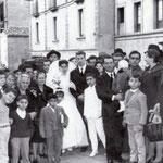 1964 Le nozze di Carmela Aureliano e Giovanni Melieni