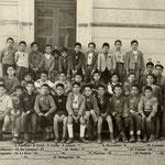 Fine anni '50 Scuola elementare San Francesco (foto di G. Forciniti)