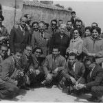 1959 -a Rossano un convegno didattico- Tra glia altri, ispettore Tursi,ispettore V.Minisci,direttrice Barbieri,G.Franzè,T.Caloroso,?,T.Signorelli,Conte,M.Cimino,A.Ciampi,M.Ungaro,M.Passerini,R.De Caro(foto M.Cimino)