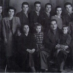 1951 la famiglia di Luigi Pettinato