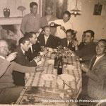 Anni '60 nu cuzzuvigghji ,seduti da sxi ?, T.Fiorito, A. Camodeca, L. De Marco, A. Scigliano, I.Aceto,?Pasqua, P. Trebisonda