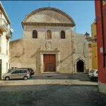 Piazza Valente(Chiesa di S.Maria di Costantinopoli)