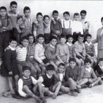 1959-La maestra Cicero-3 element(da sx, F.Magliarella,S.Gualtieri,G.Li Marzi,?,G.Amerise,G.Granata,P.Altomonte,C.Ferrari,F.Montillo,M.Malvasi,Gallo, R.Suma,A,Madeo,C.Cozza,D.Mazziotti,G.De Simone,Zangaro,Fusaro,Cervino,Ricci,Muraca,P.Gammetta,V.De Simone)