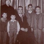 1962 La famiglia Gigliotti