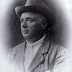1930 Giuseppe de Rosis (don Peppino), figlio del barone Giovanni e donna Gaetana