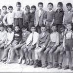 1959 Prof.Gigliotti in alto a sx,Pedace,Aquilino,Ganci,Aversente,De Rosis,Scorzafave,C.Di Noia,G.Di Noia,Morrone,Russo,Granata,Berardi,Esposito,Amato,seduti,Ferraro,Ferraro,Santella,Giglio,Nigro,Tiodino,Scorpanito,Romio,Benemerito,Capalbo,Merlo,Di Bello