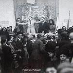 1946 -  Un comizio dell'on. Carratelli