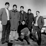 da sx Belsito, Romanelli, Salimbeni, Vallone, Esposito, Bianchi.