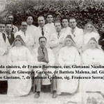 "1952 - Staff Ospedale Civile ""G. Compagna"""