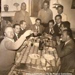 Anni '60 nu cuzzuvigghji ,seduti da sxi ?, T.Fiorito, A. Camodeca, M. Policastri, A. Scigliano, I.Aceto,?Pasqua, P. Trebisonda