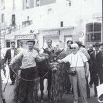 anni '60 Piazza del Popolo
