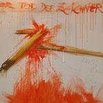 Paris, 7. Januar 2015 • Welche Überlebenschance bleibt uns, wenn Andersdenkende die (gestalterische) Freiheit durch Mord und Terror ersticken?!