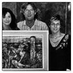 Mit Carmen und Annegret Kramp-Karrenbauer (Saarl. Ministerpräsidentin)