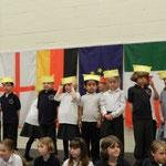Begrüßungsfeier Coquet Park First School