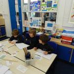 1. Klasse Coquet Park First School Whitley Bay