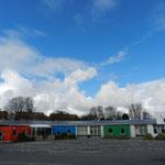 Schulhof der Coquet Park First School