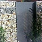 gabionen gabionensteine gabionenzaun schult steinmetz. Black Bedroom Furniture Sets. Home Design Ideas