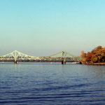 Glienicker Brücke - berühmt und schön