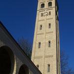 Kirche Bornstedt - italienisches Stück Potsdam