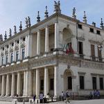 Palazzo Chiericati  in Vicenza - Vorbild für Humboldtstr. 4