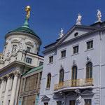 Potsdam-Museum (Altes Rathaus und Knobelsdorffhaus)