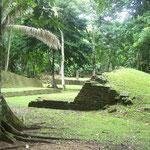 kleine Mayastätte im Süden - Lim Ni Punit