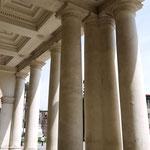 große Säulenkombinationen - typisch für Andrea Palladio