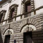 Palazzo Thiene in Vicenza - Vorbild für Am Neuen Markt Nr. 5