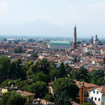 Blick auf Vicenza