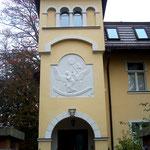 schönes Hausdetail
