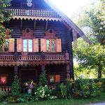 Haus in der Kolonie Alexandrowka