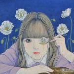 Weeping Moon P3 個人蔵/Sold