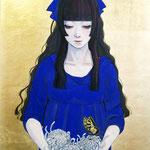 手向け・彼岸 M8 要問合せ(画廊くにまつ) / Farewell present.heaven M8 contact to Gallery Kunimatsu