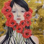 Red Poppy Syndrome F3 個人蔵/Sold