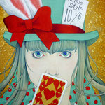 Curiouse eyes F4 個人蔵/Sold