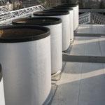 ORNITEC schützt Rückkühlwerke