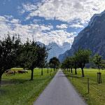 Cruisen nach Glarus © Massimiliano P.