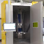 3D-EHLA-Anlage für die additive Fertigung von Metallteilen