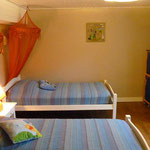 Schlafenzimmer der Kindern