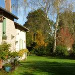 die Ferienwohnung auf dem Bauernhof im Limousin