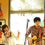 原市 earth cafe       <エゴデスタンナル バレンタイン>               2013.2.9