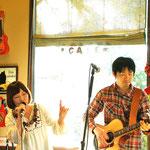 原市 earth cafe       <エゴデスタンナル バレンタイン>               2013.2.9