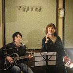 原市 earth cafe 2012.1.15